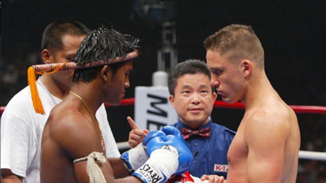 Legendární kickboxer jde na poslední zteč. Chce se skrz mladé lvy ještě jednou probít na vrchol světa