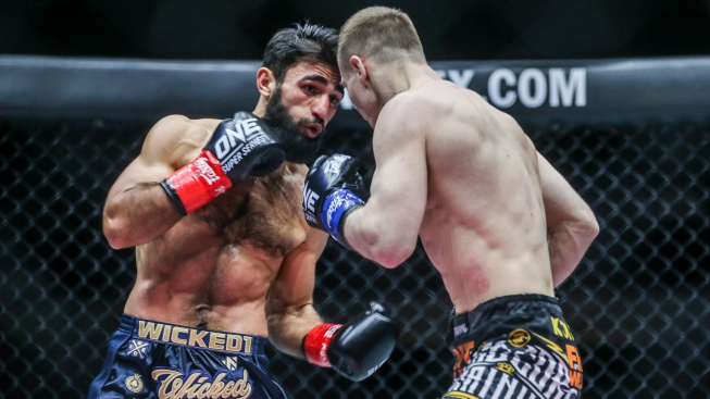 Marat Grigorian vs Ivan Kondratev